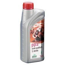 Rock Oil PP2 Semi Synthetic 2 Stroke Motorcycle/Bike Engine Oil - 1 Litre