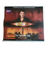 Doctor Who: The Clockwise Man by Justin Richards - Unabridged Audiobook - 6CDs