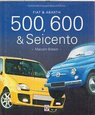 FIAT / ABARTH 500 600 & SEICENTO DESIGN , DEVELOPMENT & PRODUCTION HISTORY BOOK