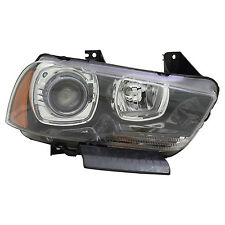 TYC NSF Right Side HID Headlight For Dodge Charger 2011-2014 Models