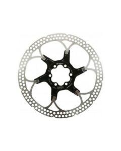 Formula Disc Brake 5 1/2in Floating 6 Holes Black (With Screws)