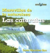 Las Cataratas (Maravillas de La Naturaleza) (Spanish Edition)-ExLibrary