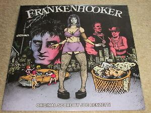 FRANKENHOOKER / BASKET CASE 2 OST - NEW - LP RECORD