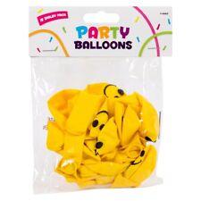 18 Smiley Ballons Parties Emoji toutes les occasions Décoration Anniversaire ballons