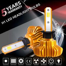 H1 1150W 172500LM White 6000K LED Headlight Bulbs Conversion Kit Low Beam Power