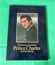 PICTURE POSTCARDS OF PRINCE CHARLES AND HIS FAMILY Compiled by Mary Dunkin