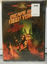 Escape from New York (DVD 2000) RARE 1981 SCI FI ACTION BRAND NEW MGM