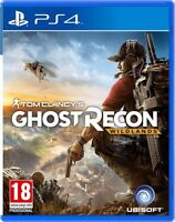 GHOST RECON WILDLANDS PS4 EN CASTELLANO ESPAÑOL NUEVO PRECINTADO PS4