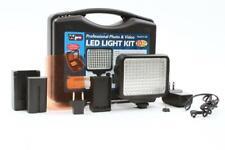 VIDPRO K-120 Professional Photo & Video LED Light Kit - 10 Pieces