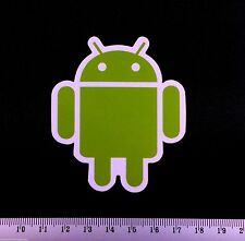 Android Droid Logo Sticker Laptop Decal Phone Window Bumper Skateboard Snowboard