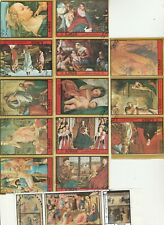 Zusammendrucke Gemälde Ajman gestempelt