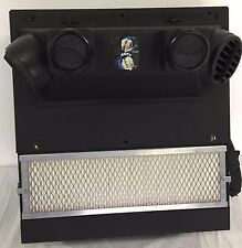 RedDot Model R-2400-0  Backwall Unit Trucks Air Conditioning Evaporator Unit 24V