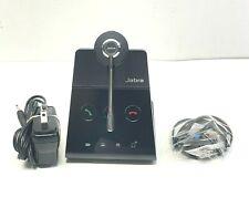 JABRA Engage 65 Mono Wireless Bluetooth Headset 9553-553-125 - VGC