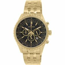 Citizen Men's AN8062-51E Gold Stainless-Steel Quartz Dress Watch