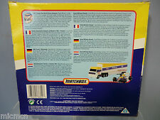 "MATCHBOX MODEL No38820 ""NIGEL MANSELL COLLECTION"" WORLD CHAMPION 92 GIFT SET MIB"