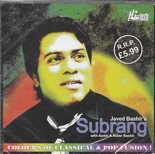JAVED BASHIR - SUBRANG - NEW ORIGINAL PAKISTANI SOUND TRACK CD SONGS