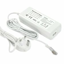 """60W Laptop Charger Adapter for Apple MacBook Mac 13"""" A1184 A1278 A1181 UK Plug"""