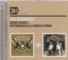 BOSSHOSS / Rodeo Radio & Internashville Urban Hymns (2 CDs, NEU! OVP, NEW)