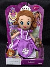 Sofia the First Plush Doll