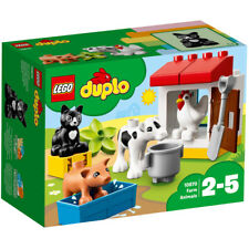Lego Duplo Farm Animals 10870 NEW