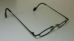 THEO Blue Eyeglasses RX Frames Higher 52