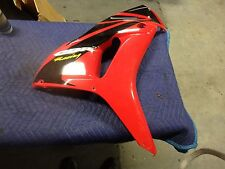 HONDA CBR 1000RR RIGHT MID COWL, 2006 / 2007, LIGHT DAMAGE, ALL TABS 100%