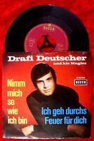 Single Drafi Deutscher and His Magics Nimm mich so wie