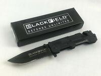 Blackfield by Haller Rescue Taschenmesser Nighthawk Messer - 88010