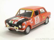 Fiat 128 Rally Gr.2 Rally Isola d'Elba 1972 Santacroce-Versi 1:43 RIO 4231