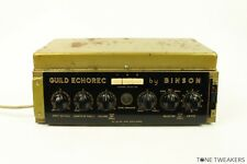 GUILD ECHOREC BY BINSON T6-FA Vintage Tube Echo Delay space echoplex DEFECTIVE