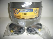 NEW REAR BRAKE SHOES & WHEEL CYLINDER SET or KIT SUIT CHRYSLER VALIANT up to 76
