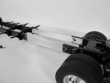 Aluminum 4 7/8 inches Frame Extension Tamiya R/C 1/14 Knight King Grand Hauler
