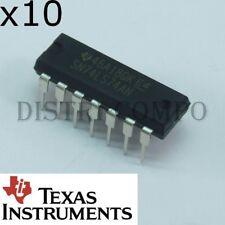 74LS74 = SN74LS74AN Bascule D avec preset clear DIP-14 Texas Rohs (lot de 10)