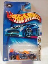 2004 Hot Wheels #072 Trak-Tune First Editions