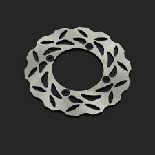 Rear Brake Disc Rotor Steel For Honda CB250F VTR250 CBR400RR CB1000 VTR1000SP/F