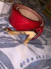 mens apolinar designer belt brand new