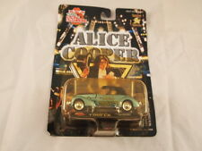 Racing Champions Hot Rockin' Steel Alice Cooper #44 LE Brand New Diecast Toy