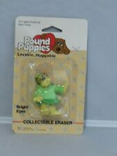 Pound Puppies Vintage Eraser Original Packaging