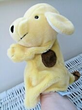 Vintage Spot The Dog Hand Puppet Plush By Eric Hill Rare 1993 Toy Story Props