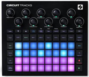 Novation Circuit Tracks - Groovebox - OVP & NEU