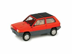Fiat Panda 45 (1981) Toit Ouvrant ( Fermé ) 1:43 2008-1 R440-05 Brumm