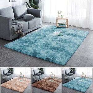 160x230cm Fluffy Rugs Anti-Slip Super Carpet Mat Living Room Floor Rugs Bedroom
