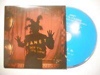 JANET JACKSON : GOT 'TIL IT'S GONE ♦ CD SINGLE PORT GRATUIT ♦