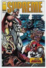 SUPREME #3 Image Comics 1993.