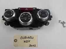 2008-2012 Subaru Impreza WRX OEM Heater Air Conditioning A/C Climate Control