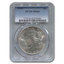 1935 Peace Dollar MS-66 PCGS - SKU #118271