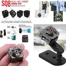 1*Practical Full HD 1080P Mini Night Vision Video Recorder Tiny Hidden Camera NE