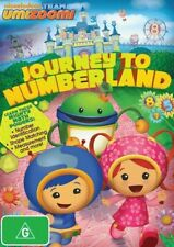 Team Umizoomi: Journey to Numberland = NEW DVD R4