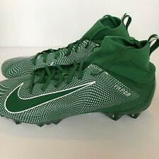 Nike Vapor Untouchable 3 Pro Football Mens Cleats 917165-300 Size 16 Green RARE