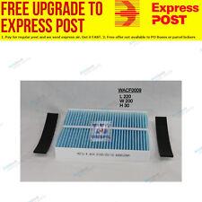Wesfil Cabin Air Pollen Filter WACF0009 fits Nissan X-Trail 2.0 dCi 4x4 (T31)